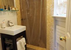 音三卓鄉村別墅 - 紐約 - 浴室