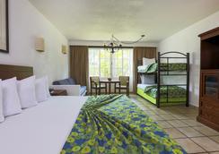 克里斯塔爾巴亞爾塔酒店 - 巴亞爾塔港 - 臥室