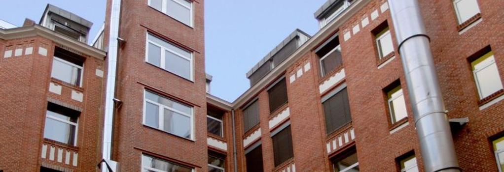 acama Hotel+Hostel Kreuzberg - 柏林 - 建築