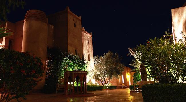 La Maison des Oliviers - 馬拉喀什 - 建築