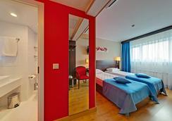 塞瓦斯托波爾摩登酒店 - 莫斯科 - 臥室