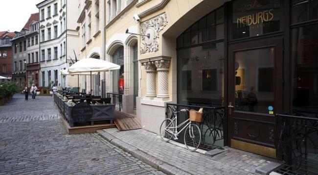 Hotel Neiburgs - 里加 - 建築