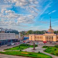 Park Inn by Radisson Petrozavodsk Gagarin Square