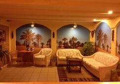 綠洲汽車旅館 - Ocean Shores - 大廳