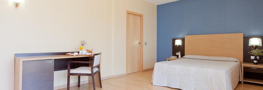Hotel Cimbel - 貝尼多姆 - 臥室