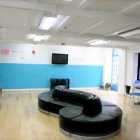 Harlem Ymca Lobby Sitting Area
