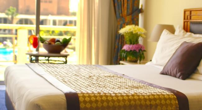 Pyramids Park Resort Cairo - 開羅 - 臥室