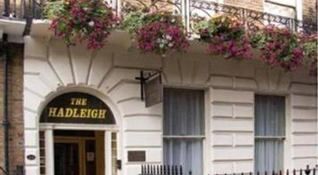 Hadleigh Hotel - 倫敦 - 建築