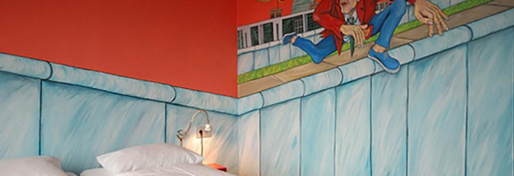 Arte Luise Kunsthotel - 柏林 - 臥室