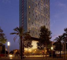 巴塞羅那天際美利亞酒店