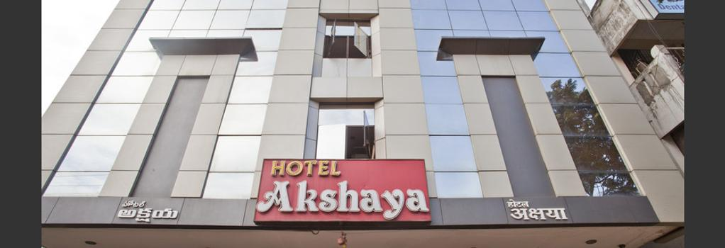 Hotel Akshaya - 维萨卡帕特南 - 建築