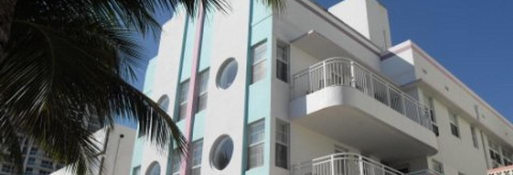 Ocean Surf Hotel - 邁阿密海灘 - 建築