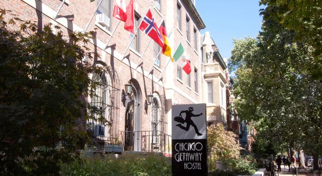 Chicago Getaway Hostel - 芝加哥 - 建築