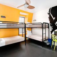 Chicago Getaway Hostel Guestroom