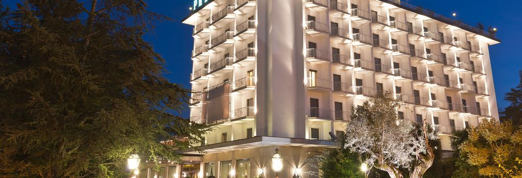 Hotel President Terme - 阿巴諾泰爾梅 - 建築