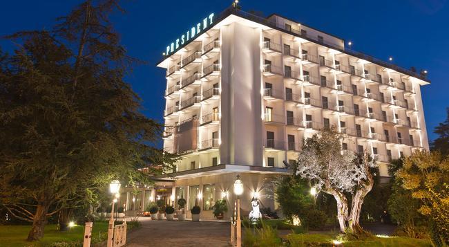 President Terme Hotel - 阿巴諾泰爾梅 - 建築
