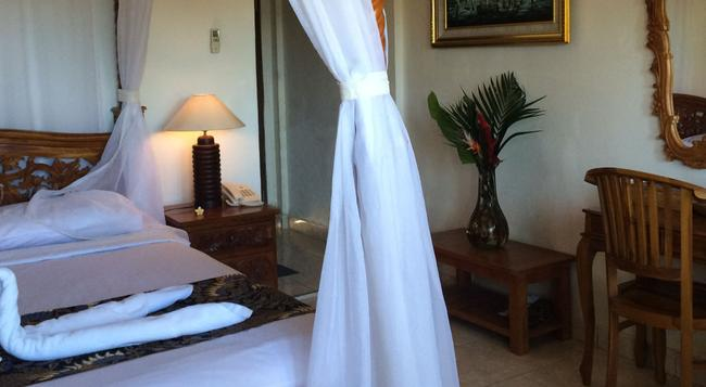 Bisma Sari Resort Ubud - 烏布 - 臥室