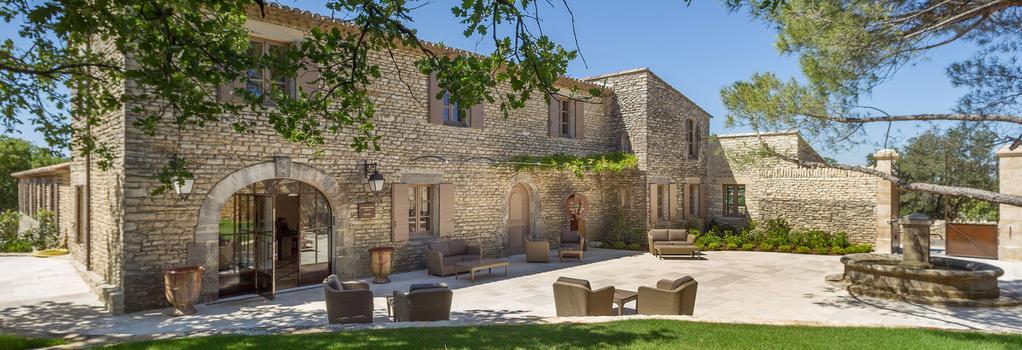 Le Jas de Gordes - 戈爾德 - 建築