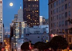 舊金山斯坦福庭院酒店 - 三藩市 - 室外景