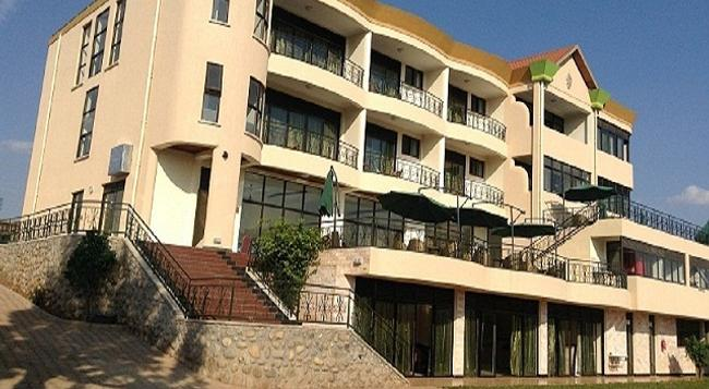 Five to Five Hotel - Kigali - 建築