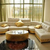 Five to Five Hotel Lobby Sitting Area