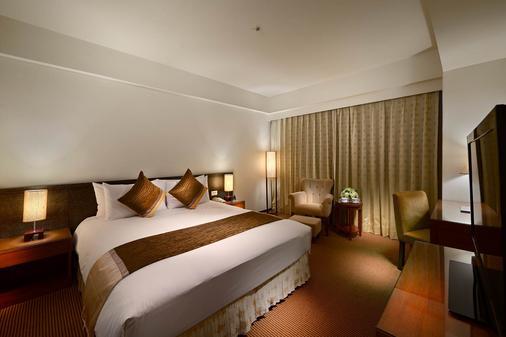 慶泰大飯店 - 台北 - 臥室