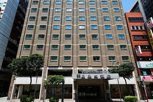 慶泰大飯店 - 台北 - 建築