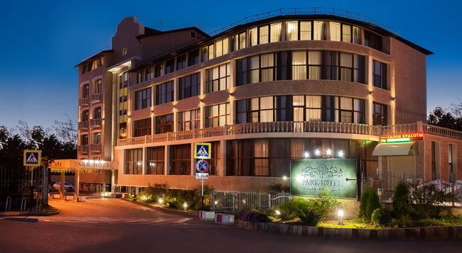 Park Hotel - 克拉斯諾達爾 - 建築