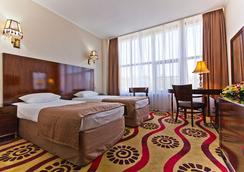 帕克酒店 - 克拉斯諾達爾 - 臥室