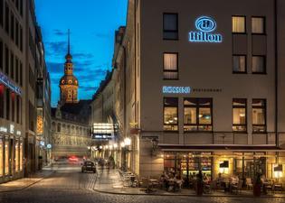 希爾頓德累斯頓酒店