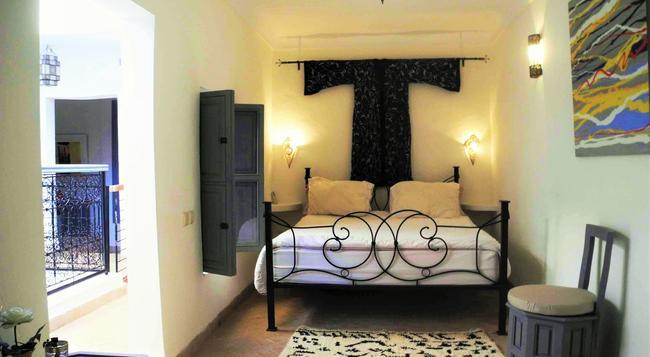 Riad Linda - 馬拉喀什 - 臥室