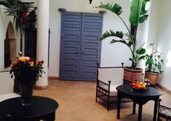 里亞德琳達酒店 - 馬拉喀什 - 大廳