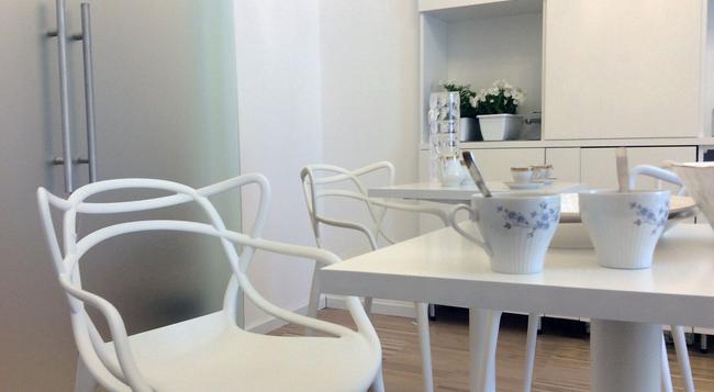Maison Fleurie - 佩斯卡拉 - 餐廳