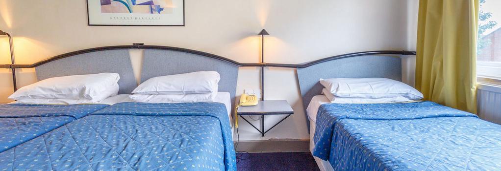 La Reserve Hotel - 倫敦 - 臥室