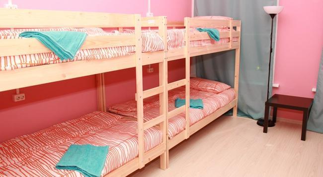 Destination Hostel - 聖彼得堡 - 臥室