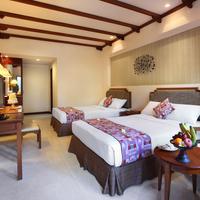 Bali Mandira Beach Resort & Spa Guest room