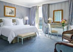 Four Seasons Hotel des Bergues Geneva - 日內瓦 - 臥室