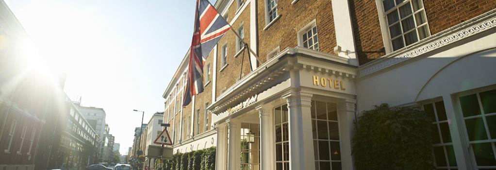 Durrants Hotel - 倫敦 - 建築