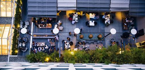 旧金山佐罗斯酒店 - 三藩市 - 餐廳