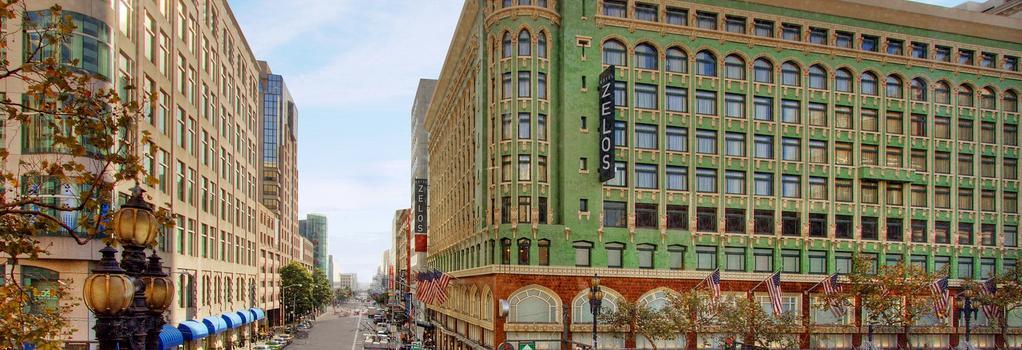 Hotel Zelos San Francisco - 三藩市 - 建築