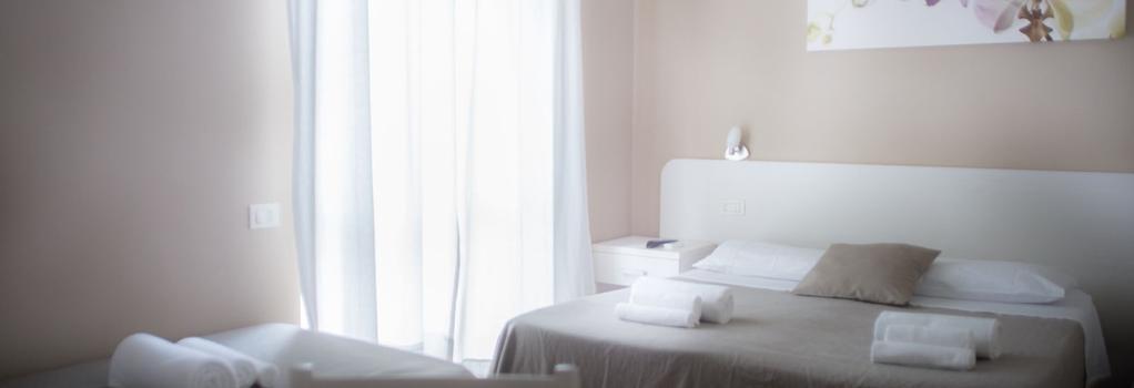 Anna Guest House - 羅馬 - 臥室