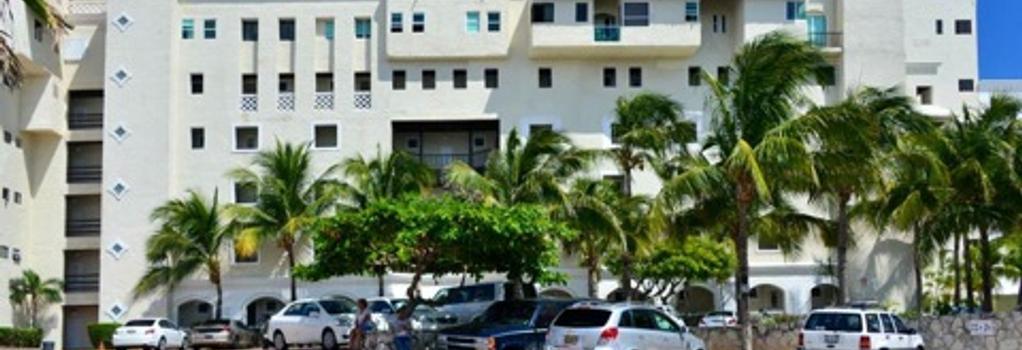 Bsea Cancún Plaza Hotel - 坎昆 - 建築