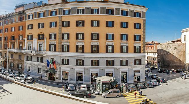 Hotel Nord Nuova Roma - 羅馬 - 建築