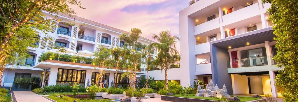 Damrei Angkor Hotel - 暹粒 - 建築