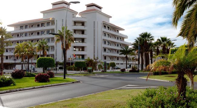 Hotel Apartamentos Andorra - 美洲海灘 - 建築