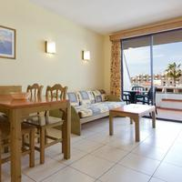 Hotel Apartamentos Andorra Living Area