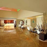 Flora Airport Hotel Lobby