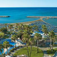 Lordos Beach Hotel Balcony View