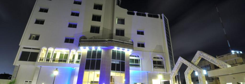 Bénin Royal Hôtel - 科多努 - 室外景