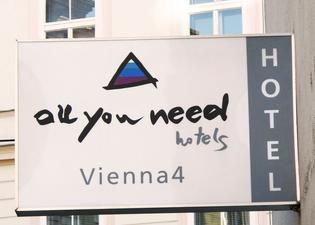 AllYouNeed Hotel Vienna 4